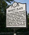 Bennett Place marker.jpg