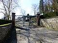 Bensheim-Zell, Friedhofstor.jpg