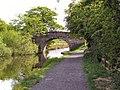 Benthouse Bridge, Rochdale Canal - geograph.org.uk - 1870064.jpg