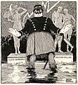 Berlińska policja w kłopocie. Henryk Nowodworski, 1909.jpg
