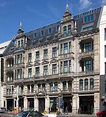 Angleterre Hotel Berlin Hardenbergstr