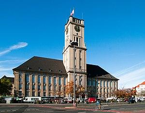 Rathaus Schöneberg - Rathaus Schöneberg