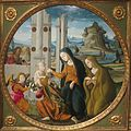 Bernardino Fungai - Madonna and Child with Saints and Angels.jpg