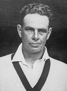 Bert Ironmonger Australian cricketer