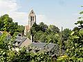 Berville (95), église Saint-Denis, vue depuis l'est 5.jpg