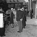 Bezoek Deense Koninklijke familie , derde dag, bezoek blindeninstituut, Bestanddeelnr 906-4313.jpg