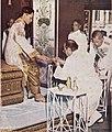Bhumibol coronation brahmin anointment.jpg