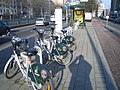 Bicycle station, Brussels.jpg
