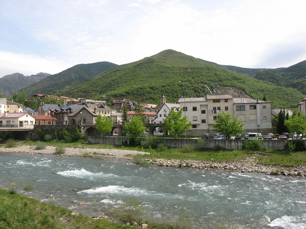 Gállego (river) - Wikipedia