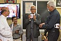 Bikas Chandra Sanyal Shows Memento - Opening Ceremony - PAD 5th Free Short Term Course on Photoshop - Kolkata 2018-02-10 1270.JPG