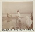 Bild från familjen von Hallwyls resa genom Egypten och Sudan, 5 november 1900 – 29 mars 1901 - Hallwylska museet - 91645.tif