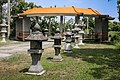 Bilian Temple, stone lantern, Shoufeng Township, Hualien County (Taiwan).jpg
