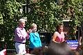 Bill & Hillary Clinton & State Senator ? (1307075929).jpg