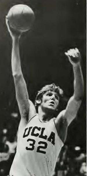 1974 NBA draft - Image: Bill Walton 1974 cropped