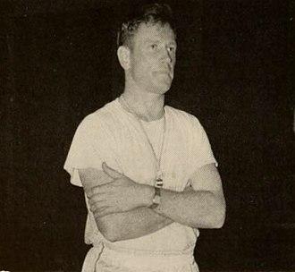 Billy McCann - McCann from the 1951 Kaleidoscope