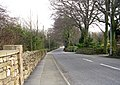 Birdcage Walk - West Chevin Road - geograph.org.uk - 1206124.jpg