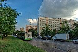 Skyline of Biryulyovo Vostochnoye縣