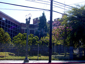 Harvard Heights, Los Angeles - Bishop Conaty Our Lady of Loretto High School
