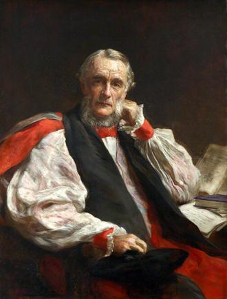 Edward Bickersteth (bishop of Exeter) - Image: Bishop of Exeter, Edward Henry Bickersteth