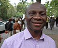 Bismarck Ikechukwu Mpieri, Pastor der Jesus Miracle Harvest Church Int'l Berlin (JEMHAC) Germany.jpg