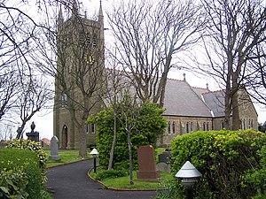 Bispham, Blackpool - Bispham Parish Church, All Hallows