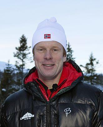Bjørn Dæhlie - Bjørn Dæhlie in January 2011
