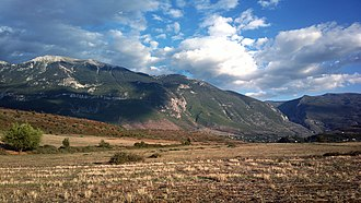 Gjallica - Mount Gjallica