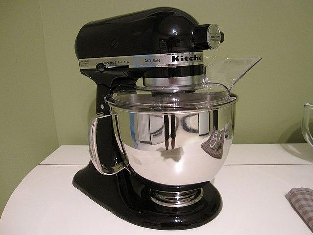 Quart Kitchen Aid Stajhnd Mixer