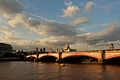 Blackfriars Bridge sunset.jpg