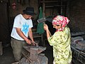 Blacksmith and his Wife (38404397211).jpg