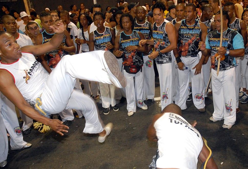 Bloco da Capoeira, Circuito Campo Grande 2008