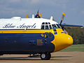 Blue Angels Lockheed C-130 Hercules Fat Albert 1.jpg