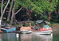 Boats in Estuary (31256416622).jpg