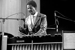 Bobby Hutcherson - Hutcherson performing at the Berkeley Jazz Festival in 1982.