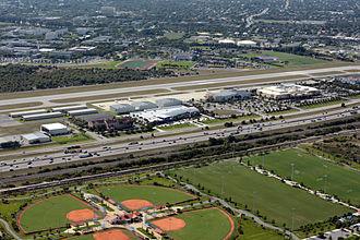Boca Raton Airport - Boca Raton Airport, March 14, 2014
