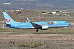 Boeing 737-8K5(w) 'SE-RFX' TUIfly Nordic (24624273970).jpg