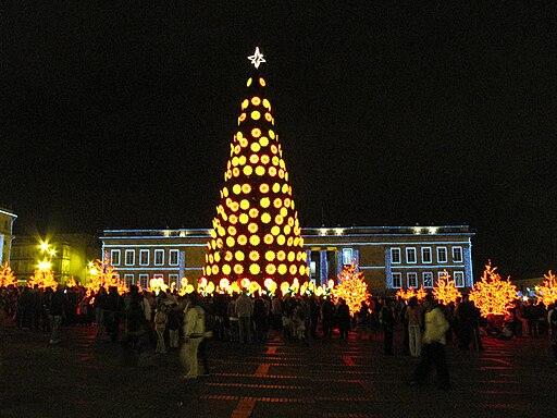 Bogota - Christmas decorations
