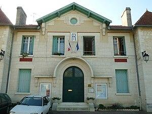 Boisredon - Town hall