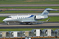 Bombardier BD100 Challenger 350 'N501BZ' (24606742256).jpg