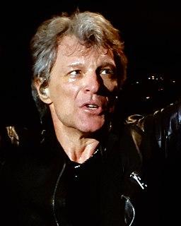 Jon Bon Jovi American musician