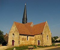 Bonnétable - église Notre Dame d'Aulaines.jpg