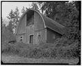 Boone-Truly Ranch, Horse Barn, 11119 Northeast 185th Street, Bothell, King County, WA HABS WASH,17-BOTH,1H-3.tif