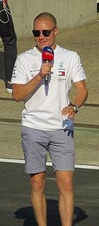 Finnish racing driver