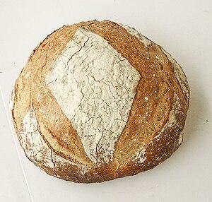 Boule (bread) - Image: Boule de campagne 01