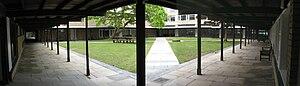 Bowland College, Lancaster - Bowland Main Quad