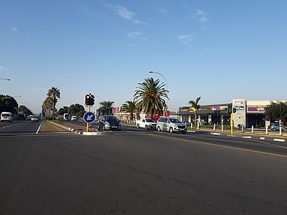 How to get to Brackenfell with public transport- About the place
