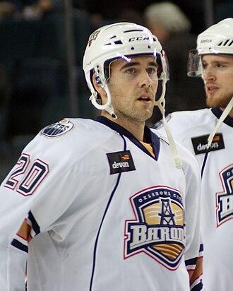 Brad Moran (ice hockey) - 2010–11 Oklahoma City Barons
