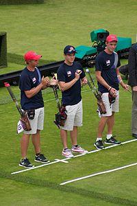 Стрельба из лука на летних Олимпийских играх 2012 — командное ...