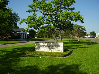 Braeswood Place, Houston human settlement in Houston, Texas, United States of America