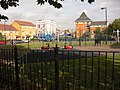 Bramcote Grove Playground, Rotherhithe, London, SE16 - geograph.org.uk - 1508589.jpg